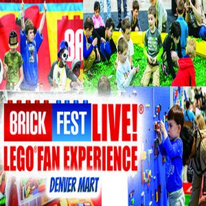 Brick Fest Live LEGO® Fan Experience (Denver, CO) (Exhibition)