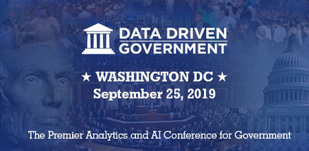 Data Driven Government 2019
