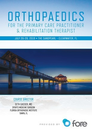 Orthopaedics for the Primary Care Practitioner and Rehabilitation Therapist