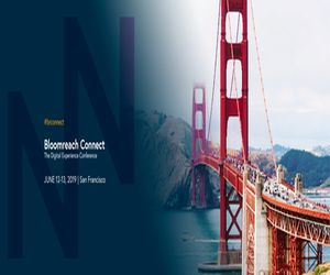 Bloomreach Connect | The Digital Experience Conference | San Francisco 2019