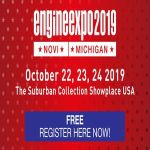 Engine Expo + The Powertrain Technology Show USA 2019 - 22-24 October