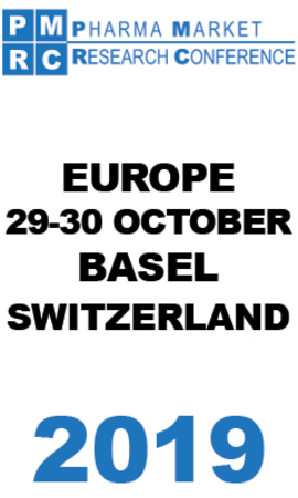2019 European Pharma Market Research Conference, 29-30 Oct, Switzerland