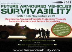 Future Armoured Vehicles Survivability 2019
