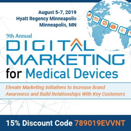 The 9th Digital Marketing for Medical Devices