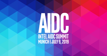INTEL® AIDC Summit Series 2019