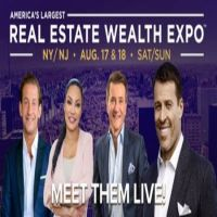 Real Estate Wealth Expo with Tony Robbins, Robert Herjavec and James Harris