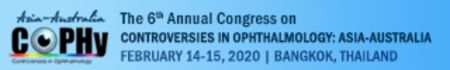 6th Annual Congress on Controversies in Ophthalmology Asia-Australia