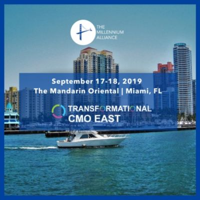 Transformational CMO Assembly in Miami, Florida - September 2019