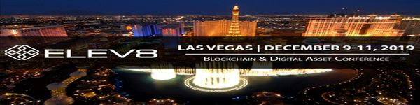ELEV8 Las Vegas - Blockchain and Digital Asset Conference - December 9-11