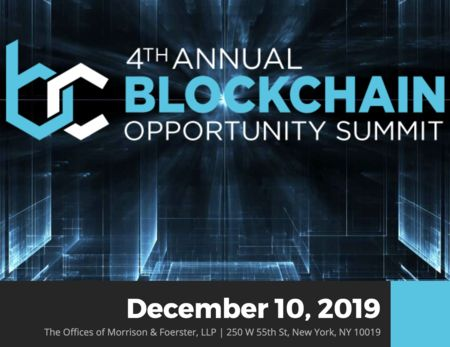 4th Annual Blockchain Opportunity Summit