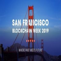 San Francisco Blockchain Week Conference - October 2019