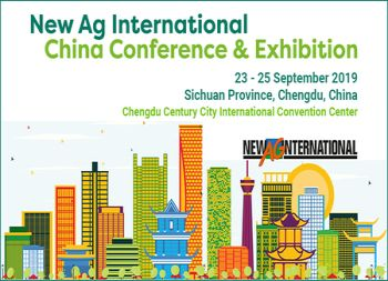 New Ag International China Conference and Exhibition