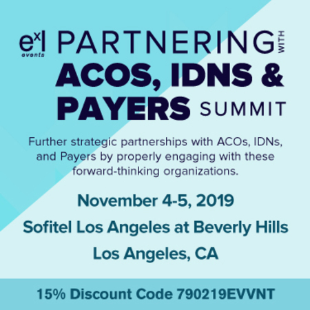 Partnering with ACOs, IDNs, and Payer Summit