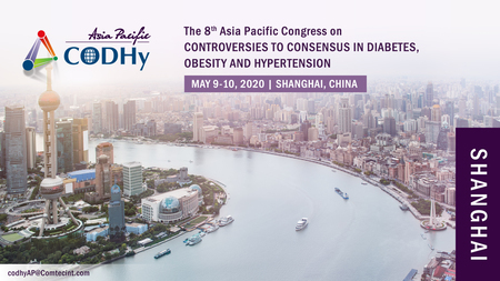CODHy 2020 Asia Pacific Congress: Diabetes,Obesity,Hypertension