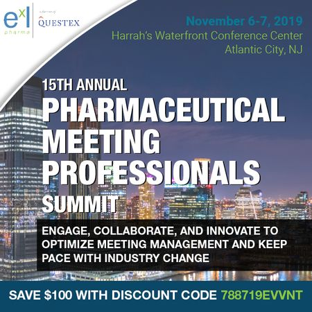 15th Pharmaceutical Meeting Professionals Summit