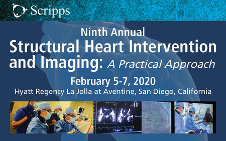 Structural Heart Intervention and Imaging Feb 2020 CME Conference-San Diego