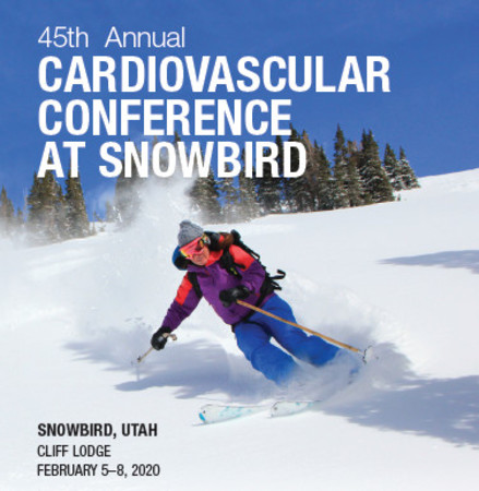 Cardiovascular Conference at Snowbird