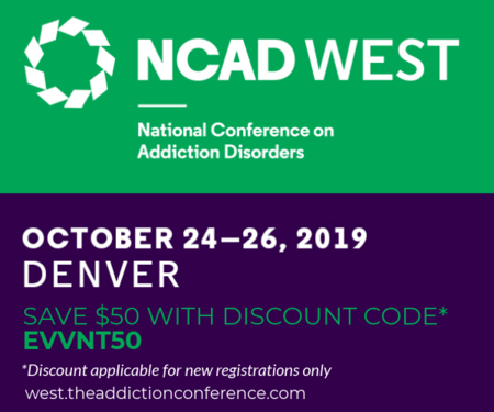 National Conference on Addiction Disorders (NCAD) West