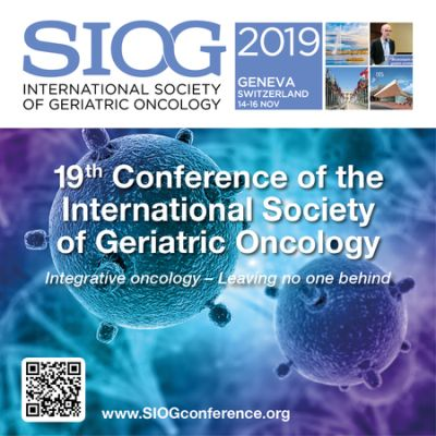 19th Conference of the International Society of Geriatric Oncology