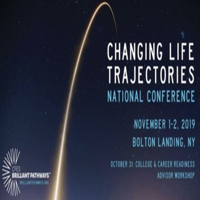 National Conference: Changing Life Trajectories in a Disruptive World - NY