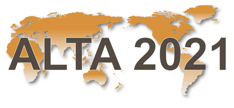 ALTA 2021 Nickel-Cobalt-Copper, Uranium-REE, Gold-PM, In Situ Recovery, Lithium & Battery Technology Conference & Exhibition