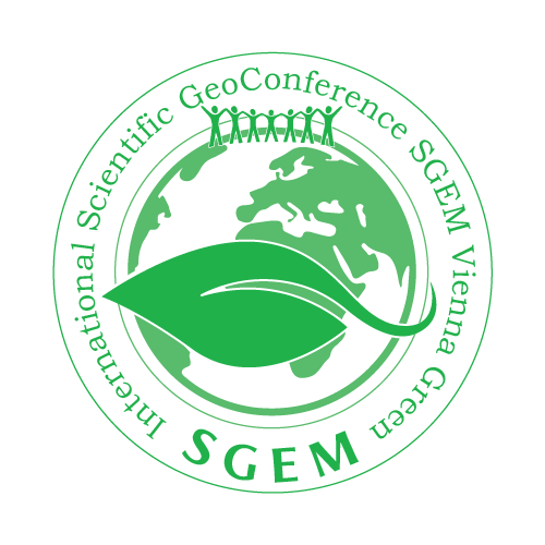 19th International Multidisciplinary Scientific GeoConference SGEM 2019