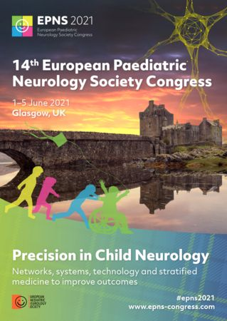 14th European Paediatric Neurology Congress - EPNS 2021
