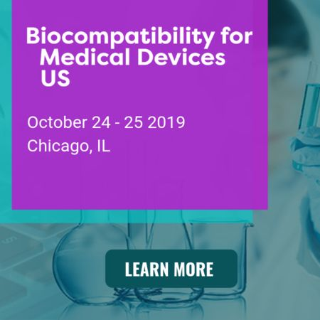 Biocompatibility for Medical Devices US, Chicago 2019