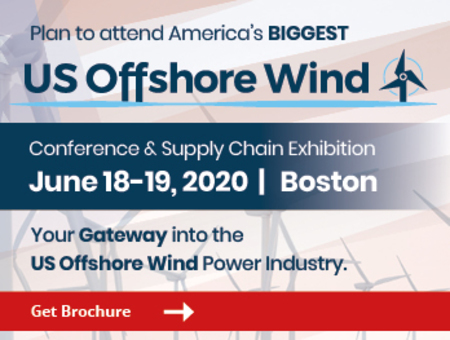5th Annual US Offshore Wind 2020 Conference and Exhibition, Boston, MA, USA
