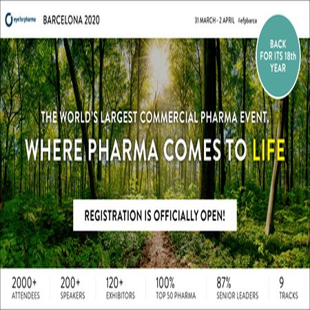 18th annual eyeforpharma Barcelona Conference