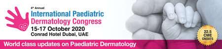 The 4th Annual International Paediatric Dermatology Conference