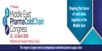 The Middle East Pharma Cold Chain Congress