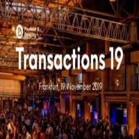 TRX19 - The Transactions 2019