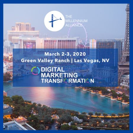 Digital Marketing Transformation Assembly in Las Vegas, Nevada - March 2020