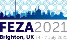 FEZA 2020 | 8th FEZA Conference | 4-7 July 2021 | Brighton, UK