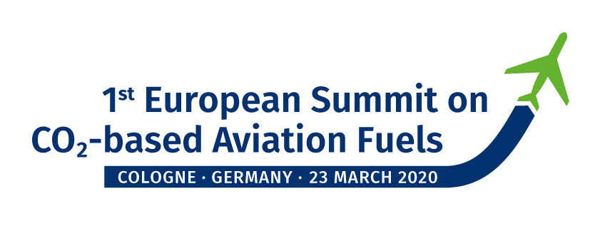 1st European Summit on CO2-based Aviation Fuels