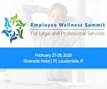 Employee Wellness Summit for Law Firms