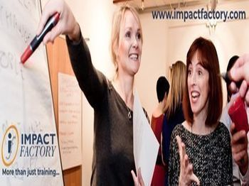 Personal Impact Course - 28th October 2020 - Impact Factory London