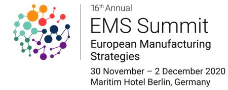 European Manufacturing Strategies Summit 2020, Berlin