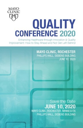 Quality Conference 2020