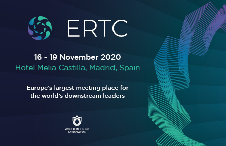 European Refining Technology Conference 2020, Madrid, Spain