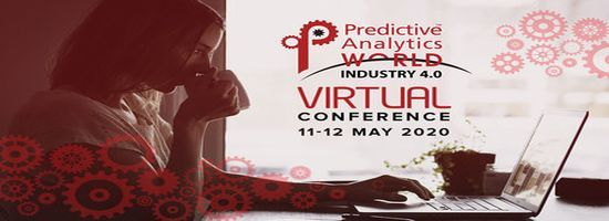 Predictive Analytics World For Industry 4.0 Munich - Virtual Edition 2020