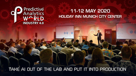 Predictive Analytics World For Industry 4.0 Munich 2020