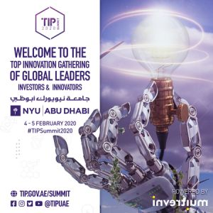 TIP SUMMIT 2020 - The Technology Innovation Pioneers Summit in Abu Dhabi