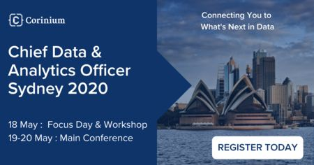 Chief Data and Analytics Officers Sydney