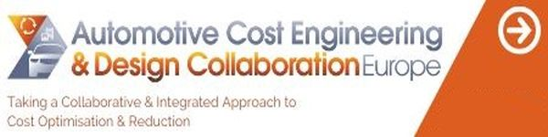 Automotive Cost Engineering and Design Collaboration Europe 2020