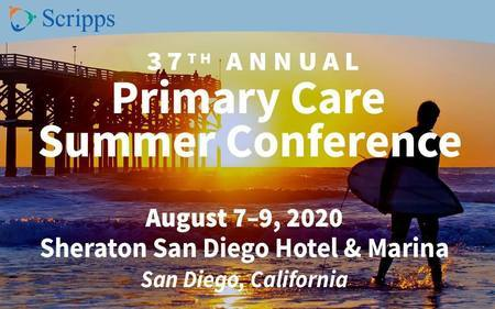 2020 Primary Care Summer Conference San Diego - CME