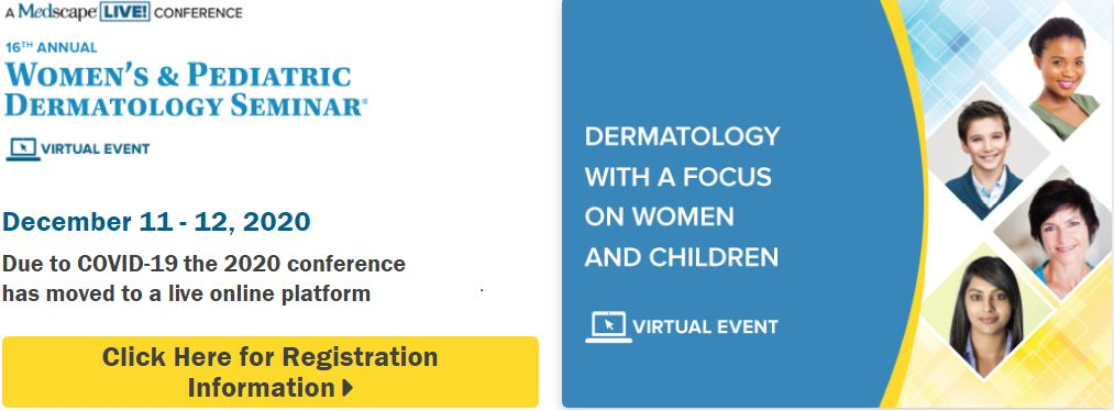 16th Annual Women's and Pediatric Dermatology Seminar
