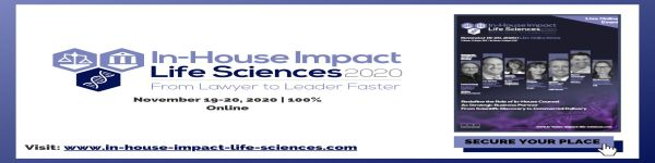 In-House Impact: Life Sciences 2020 - Virtual Event