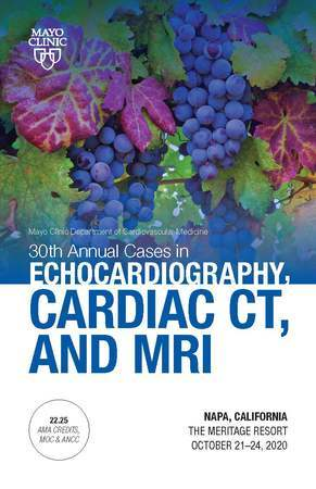 Cases in Echo, Cardiac CT and MRI